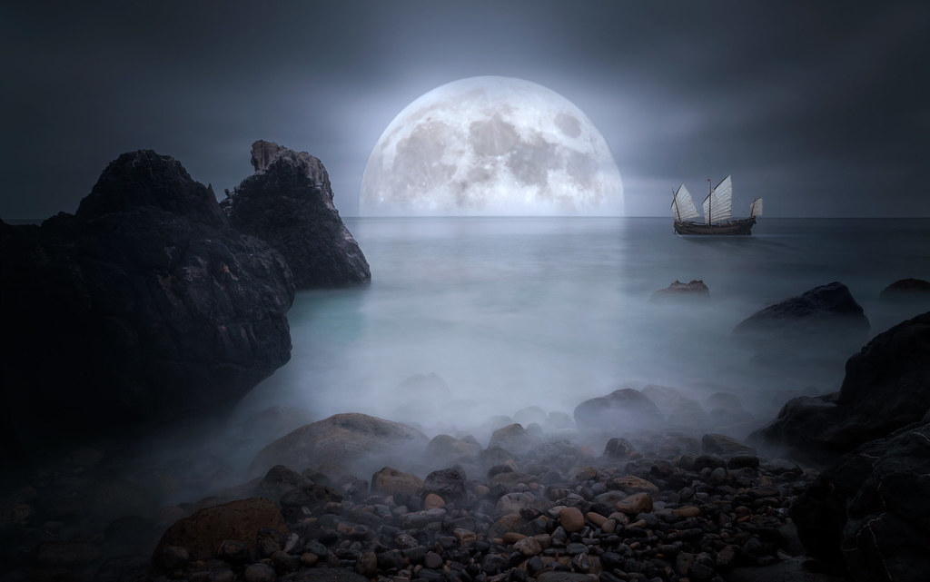 Moonship - Composite