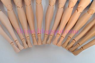 Barbie MtM skin tones | by IHime1