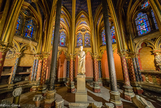 Sainte-Chapelle | by jamganz