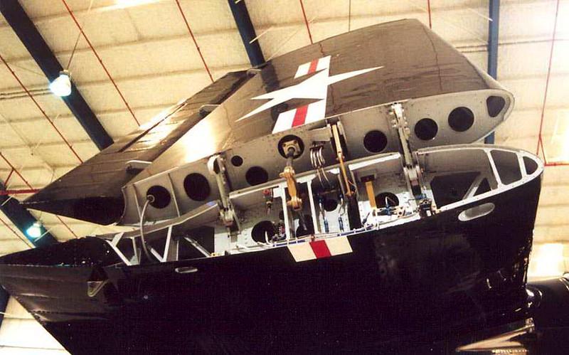 La teoría de la F7F Tigercat (4)