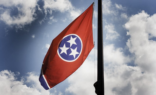 TN Flag | by DoddsPhotography