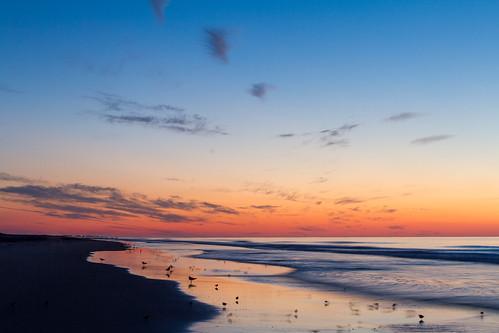 ocean vacation beach sunrise newjersey unitedstates nj stoneharbor