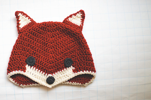 the sly fox hat | by Lisa | goodknits