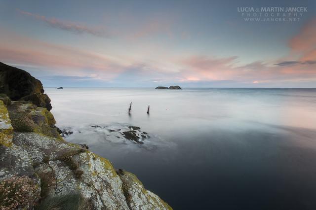 Wreck of Astrid near Kinsale, Ireland