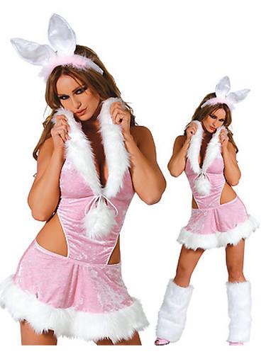 Acryl Spandex Liebsten sexy Bunny-Kostüm | Sexy Kostüme de