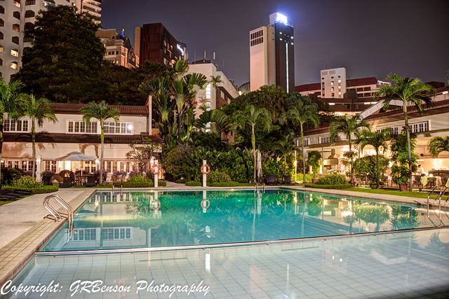 Goodwood Hotel Pool