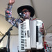 Nathan Williams and the Zydeco Cha-Chas at Festivals Acadiens et Créoles, Lafayette, Oct. 13, 2013
