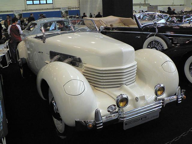 Cord 812 SC Convertible 1937