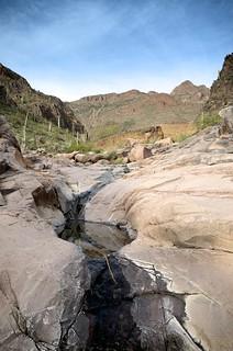 Petroglyph Gorge | by rogersmj