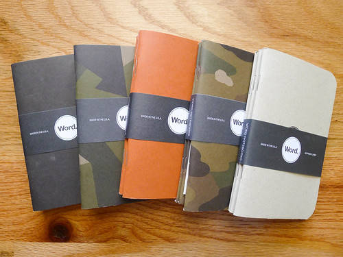 Word. Notebooks | by dowdyism