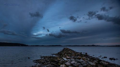 sea norway fjord cloudporn tønsberg f40 vestfold sigma1020mm iso50 1125sec amazingcloudformations træleborgodden normannphotography