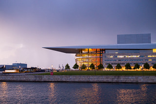 Operaen at Dusk | by romanboed