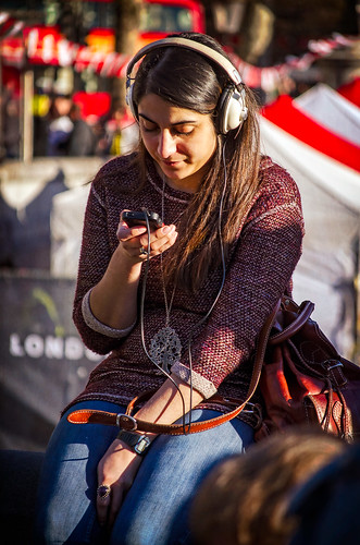 Music on the Go   by garryknight