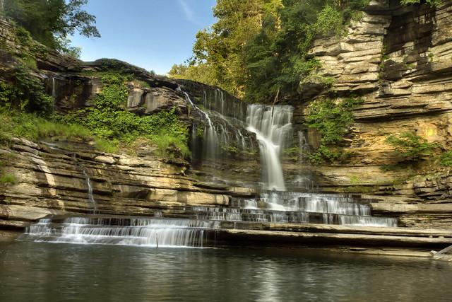 Cummins Falls, Blackburn Fork, Cummins Falls State Park, Jackson County, Tennessee 3