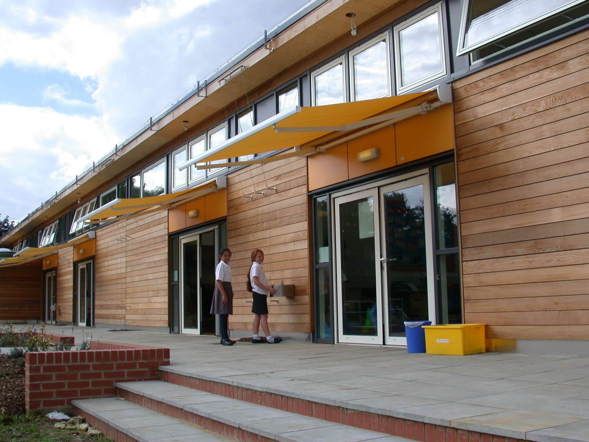 School Design in Bexley