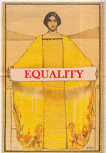 Women's Equality Day, after Bertha Margaret Boye