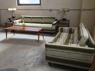 Admirable On Deck Striking Mid Century Modern Sofa And Lovesea Uwap Interior Chair Design Uwaporg