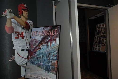 Deadball and Bryce Harper. AFI Event 2013   by Shepherd's Table 2013