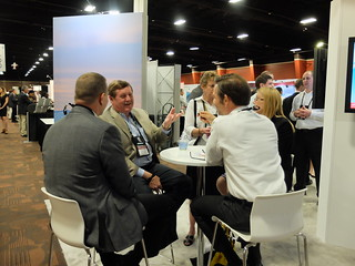 GEA Geothermal Expo 2013 - Opening Reception | by ThinkGeoEnergy