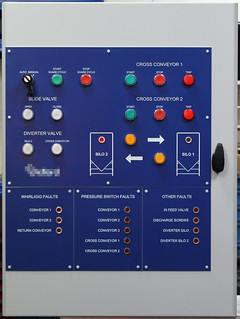 Cross Conveyer Panel | by startelectrical