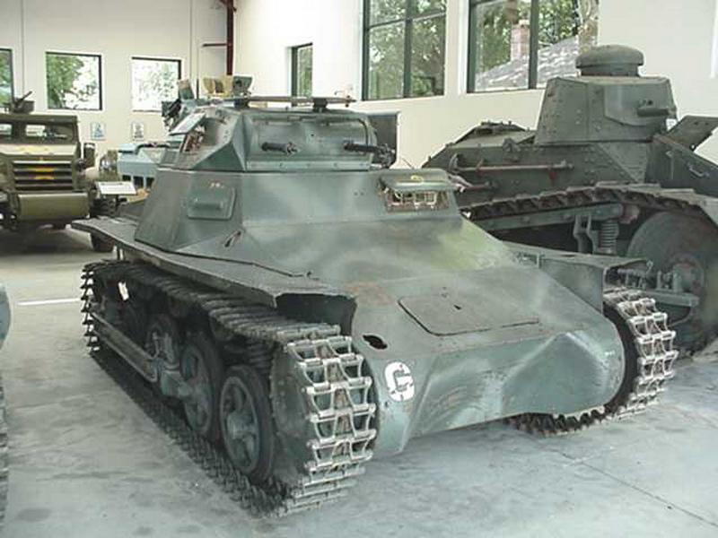 Panzer I Ausf.A (6)