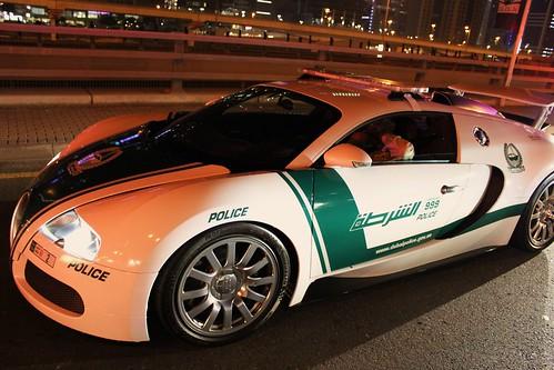BUGATI police car   by tornakya