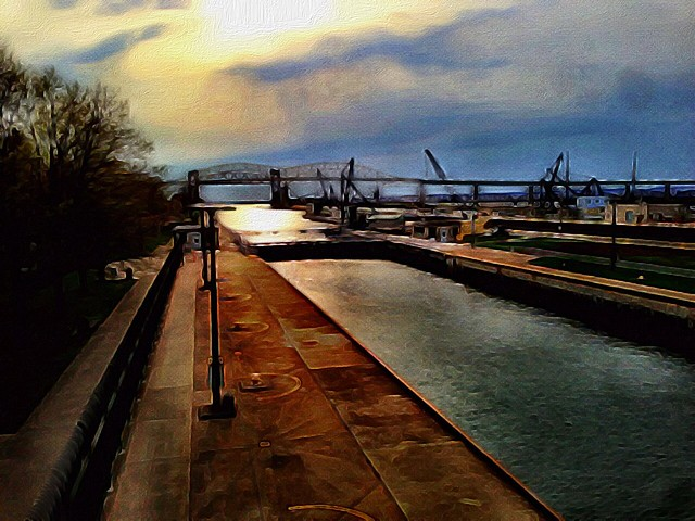 Soo Locks, Sault Ste. Marie
