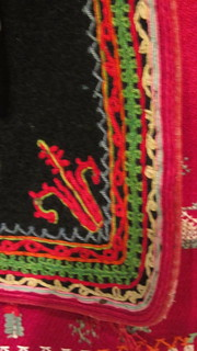 IMG_3892 traditional embroidery on overmantle