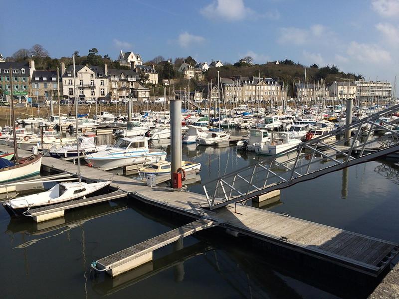 Bretagne / France März 2014