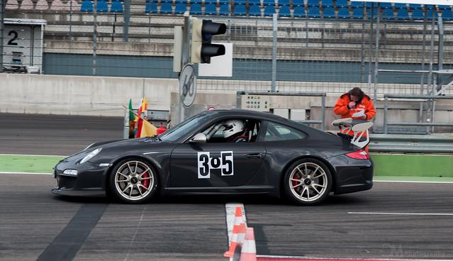 Porsche 911 (997) GT3RS