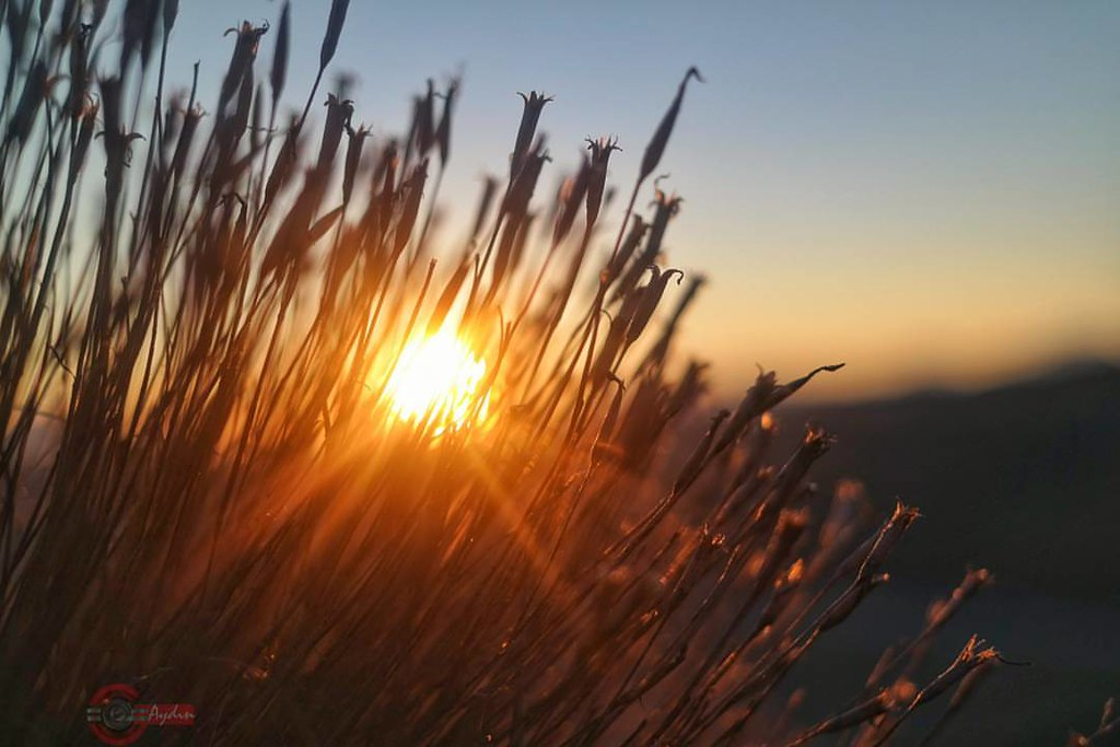 Vakti Gelince Gitmenin Adıdır Gün Batımı ömürden Gönülden Flickr