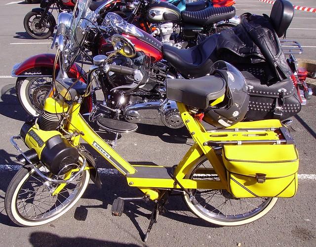 Solex 5000 jaune
