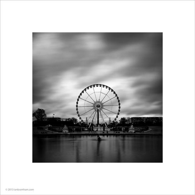 Ferris Wheel, Paris
