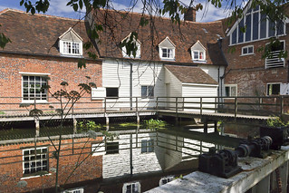 Flatford Mill Buildings | by Mike Legend