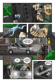 Commuters #2 page 8 | by Mike Riley