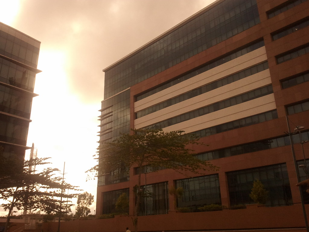 accenture #bangalore #whitefield #office #bang6 | Amit