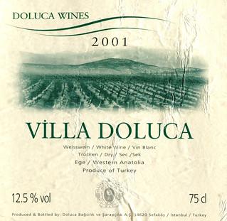 Turkey - Villa Doluca 2001