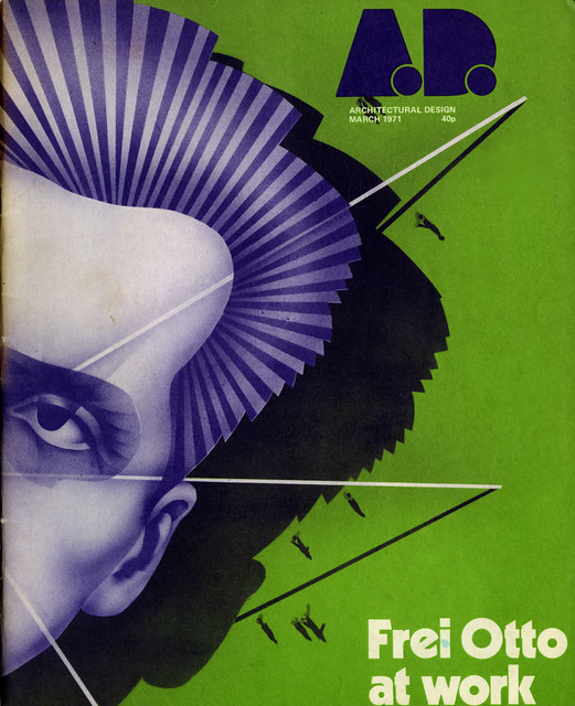 Architectural Design | AD | March 1971