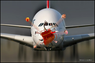 Airbus Vs Santa