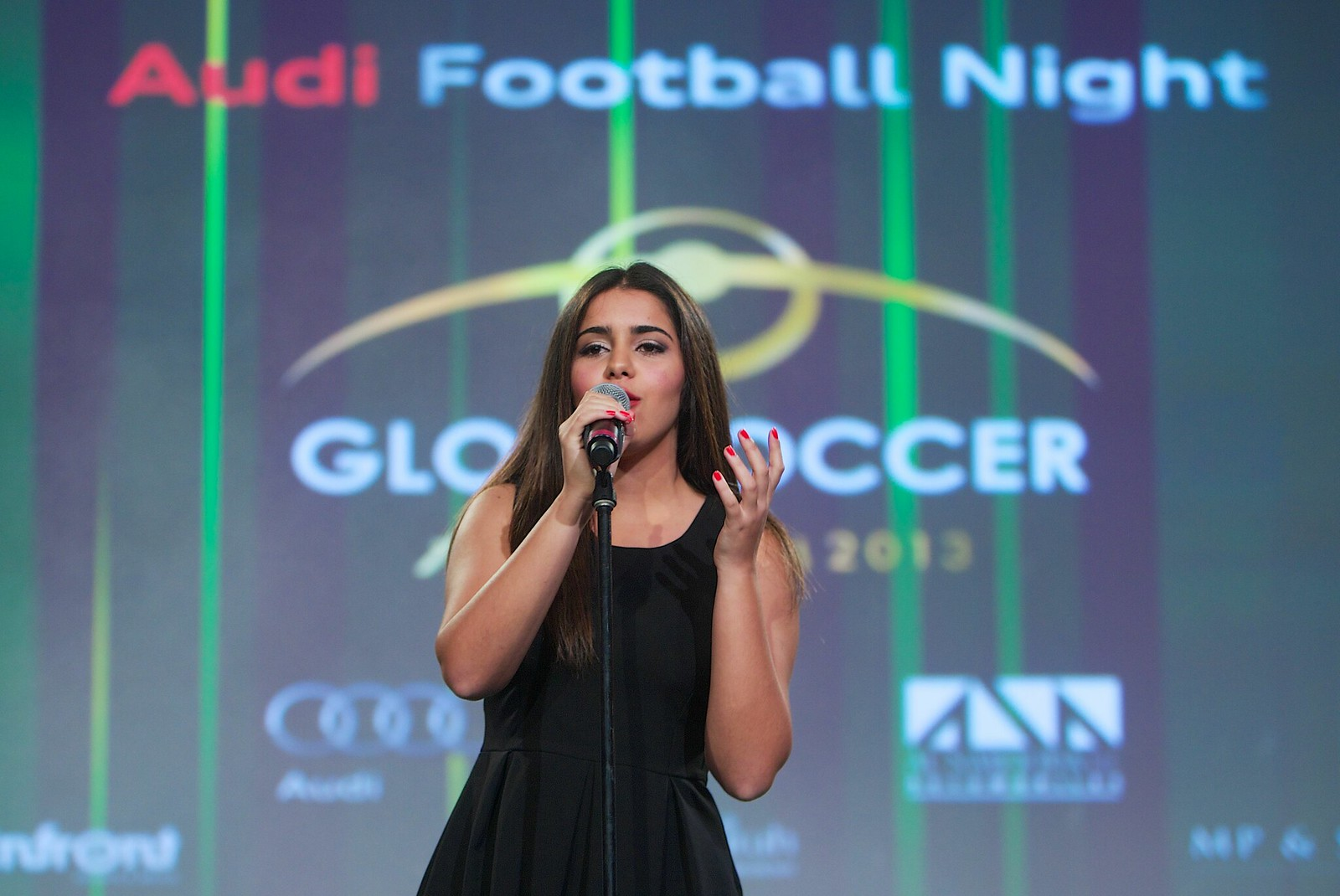 Globe Soccer Awards 106