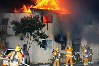 Apartment Fire - East Hollywood | by LA Firemens Relief Association