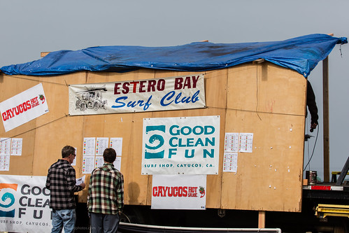 2014 Big, Bad and Ugly Surf and Turf Invitational - 15 Feb. 2014, Morro Bay. CA   by mikebaird