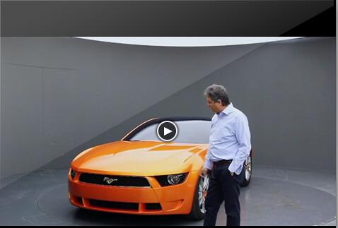 Start video FG on Mustang