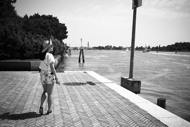 Per le strade Veneziane