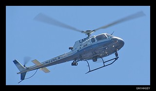 LAPD  Air Operations - N226LA