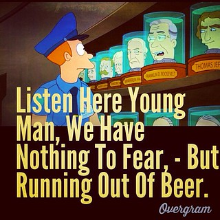 Nothing to Fear #fryday #futuramafriday #futurama #quotes … | Flickr