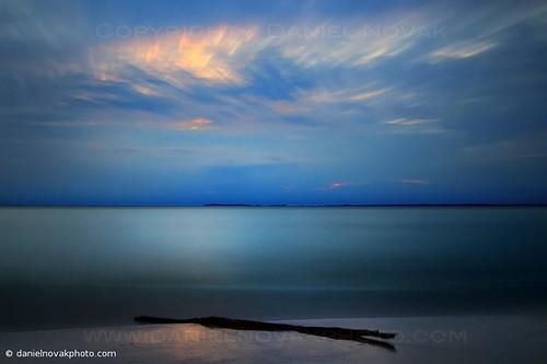blue sunset lake ny newyork cold reflection green beach nature colors landscape buffalo mood quiet lakeerie dusk hamburg shoreline greatlakes shore lakeshore westernnewyork nosun buffaloniagara
