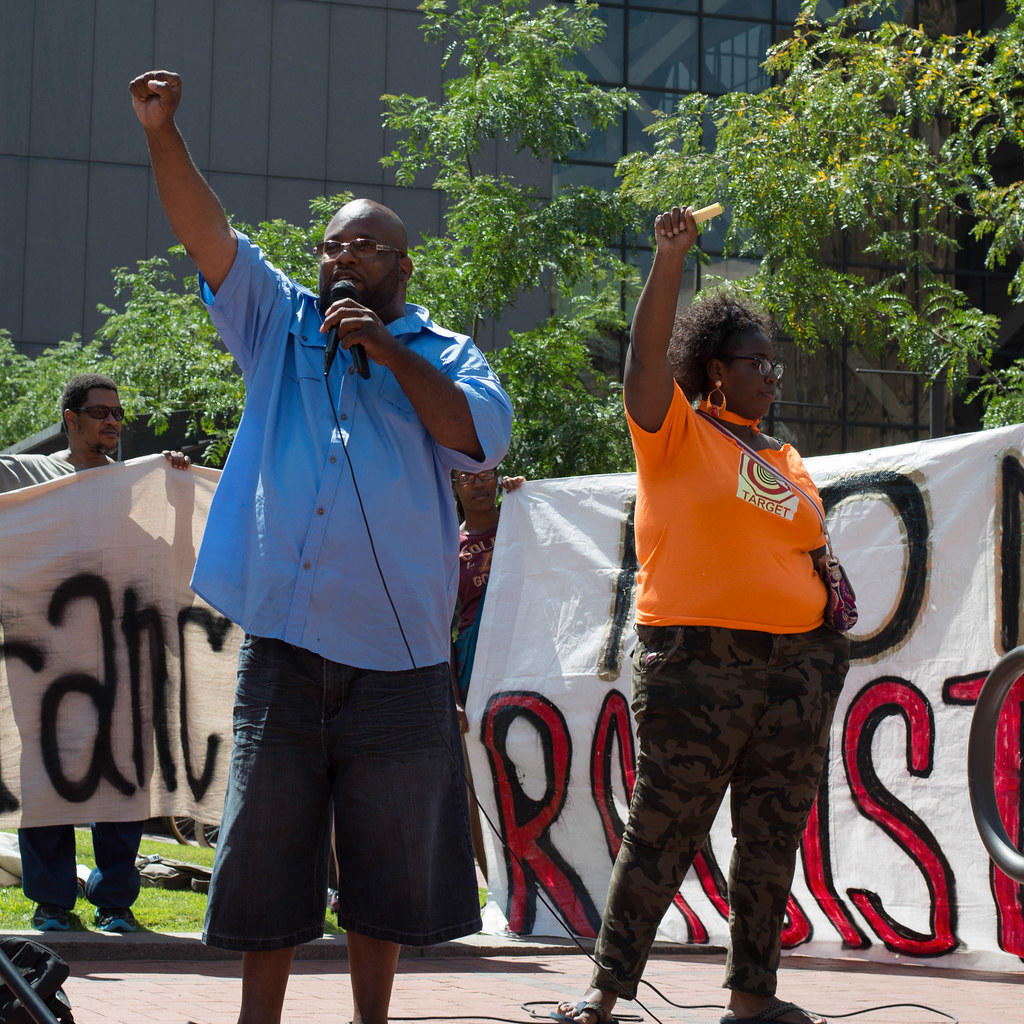 Justice for Terrance Franklin rally | Minneapolis, Minnesota… | Flickr