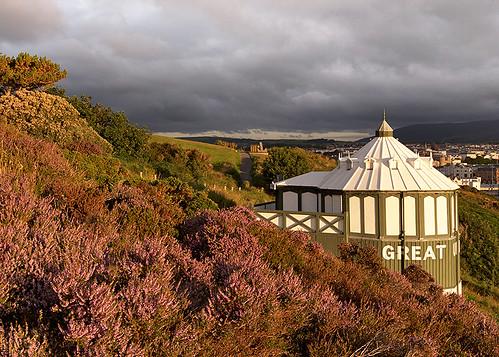 camera man architecture clouds sunrise canon landscape moody heather objects made coastal douglas isle obscura