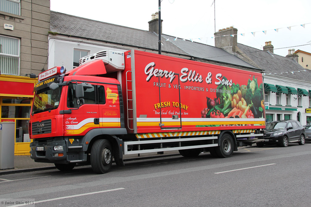 Gerry Ellis & Sons Fruit & Vegetable Importers and Distrib